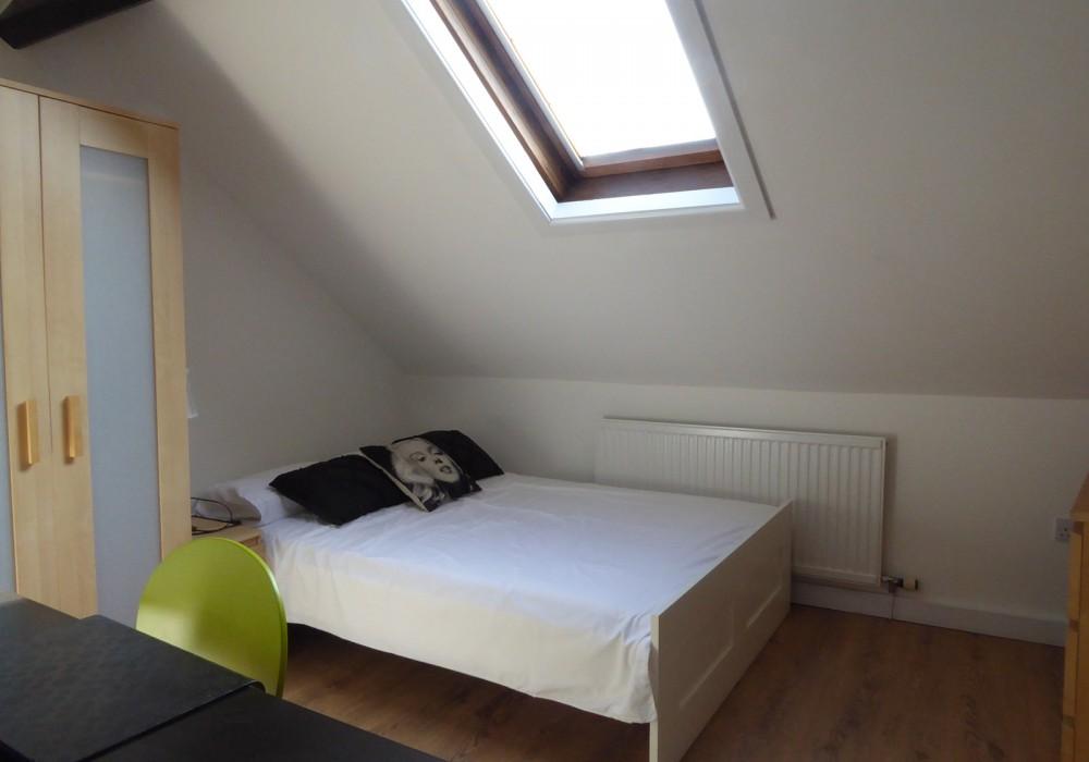 Smartlets Housing 3 Adelphi Bedroom 2