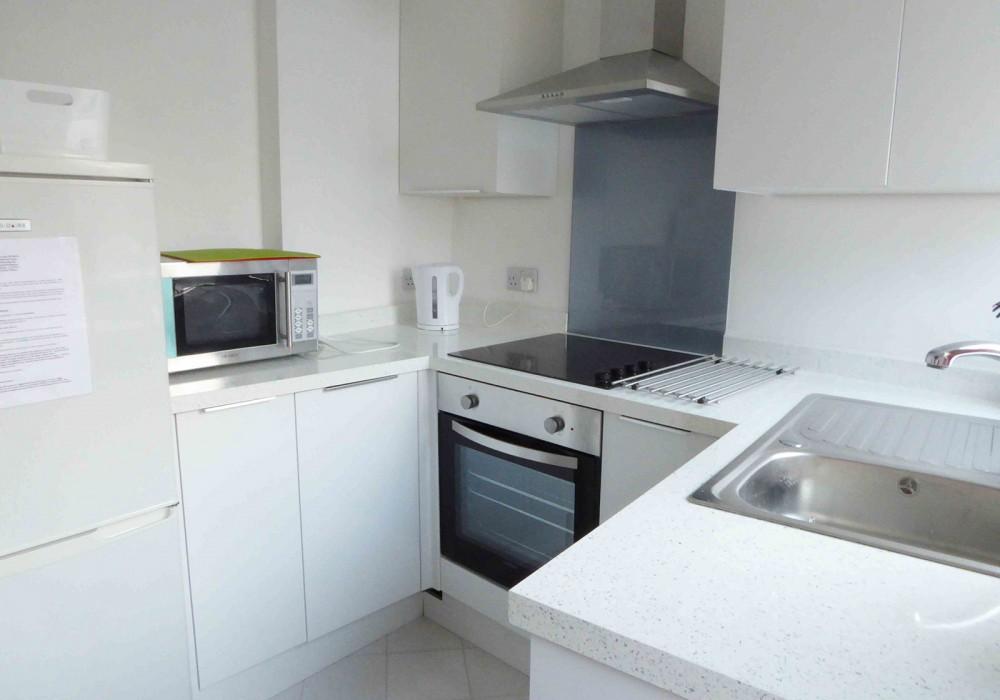 Smartlets Housing 3 Adelphi Kitchen