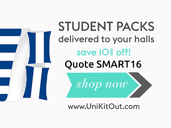 student essentials with unikitout student housing in. Black Bedroom Furniture Sets. Home Design Ideas